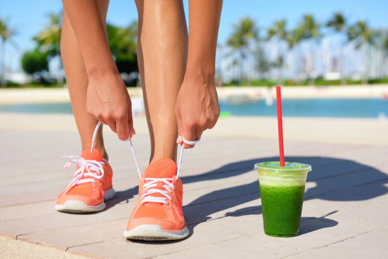 Can Green Smoothies Help Sports Stars Improve Performance
